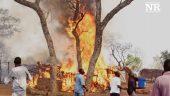 Fire Destroys Center of Yida Market