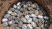 Cluster Bombs Hit Homes in May