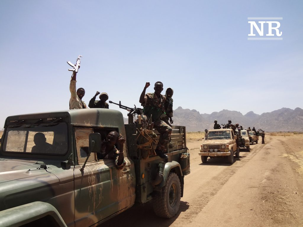 Sudan Armed Forces (SAF) in South Kordofan State