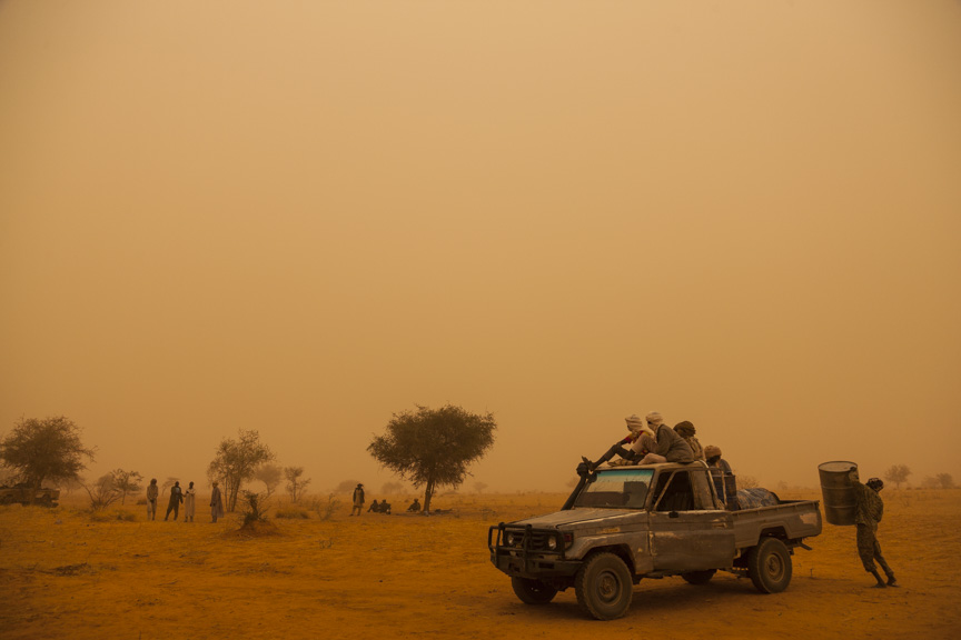 The Forgotten Mountains, rebel-controlled Darfur, Sudan