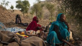 The Journey of Two Journalists in to Darfur's Forgotten War