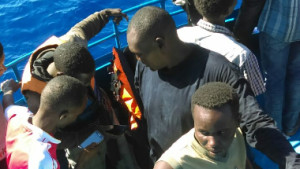 Deported Sudanese from Italy (Nuba Reports)