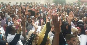 Doctors strike (Central Committee of Sudanese Doctors)