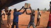 Relief and politics: Seeking aid access in the Nuba Mountains
