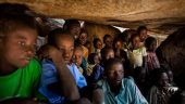 New VR film highlights life amid war for Nuba people